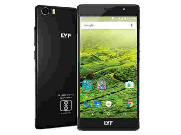 53% Off on LYF F1S with 20% More Data Offer