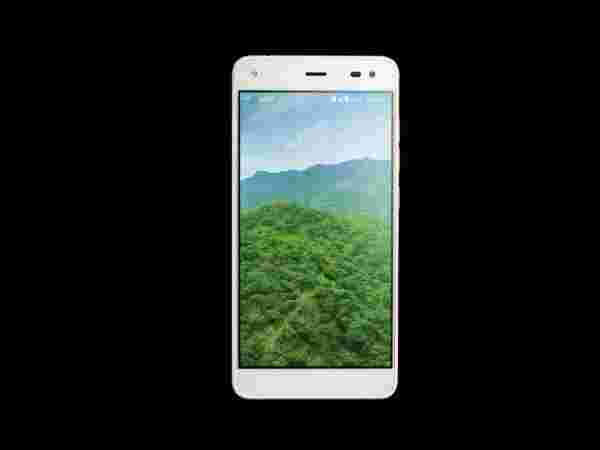 25% Off on LYF EARTH 1 WHITE with 20% More Data Offer