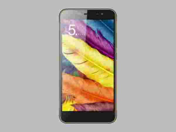 Nubia N1 Lite Black Gold
