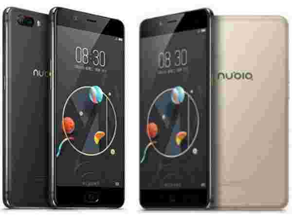 Nubia M2 Lite Black Gold
