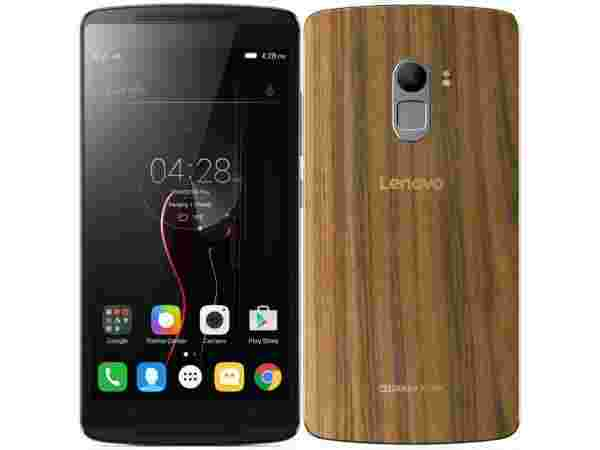20% off on Lenovo Vibe K4 Note (Black, 16GB)