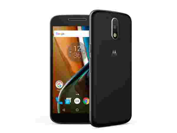 28% off on Motorola Moto G, 4th Gen (White, 2 GB, 16 GB)