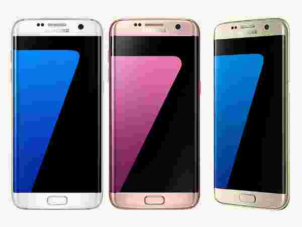 28% off on Samsung Galaxy S7 Edge