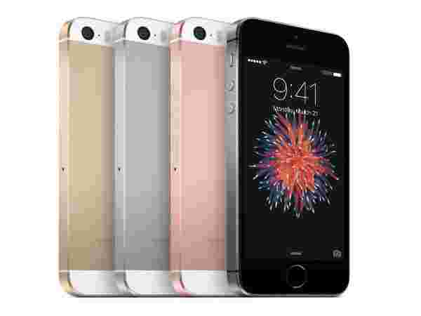 23% off on Apple iPhone SE (Rose Gold, 32GB)