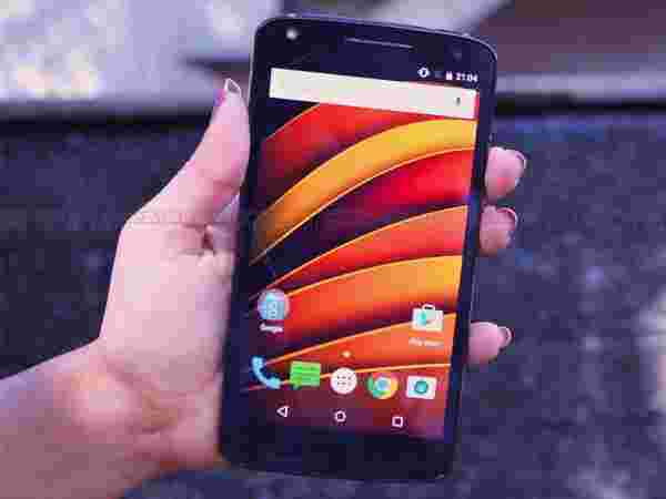 10% off on Motorola Moto X Force (Grey Nylon, 32 GB)  (3 GB RAM)