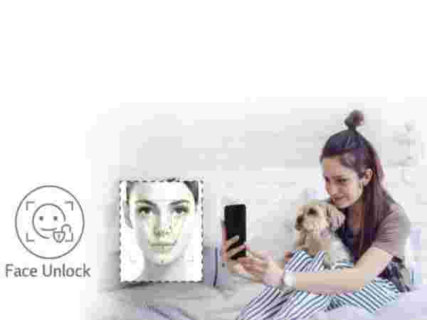 Secure and advanced Face unlock