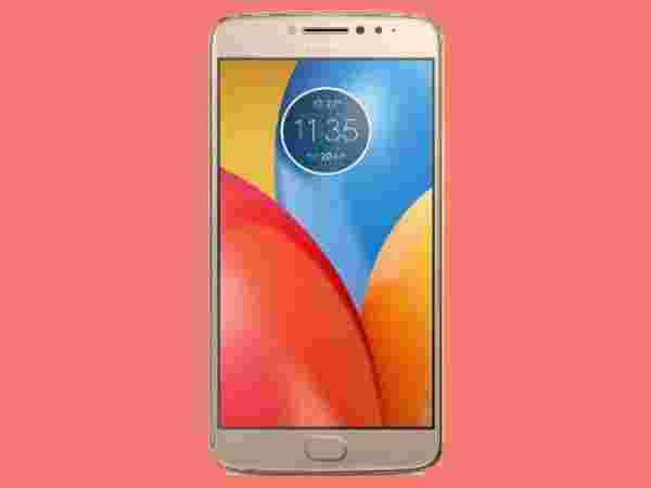 Motorola Moto E4 Plus 32GB  (EMI starts at Rs. 485 per month)