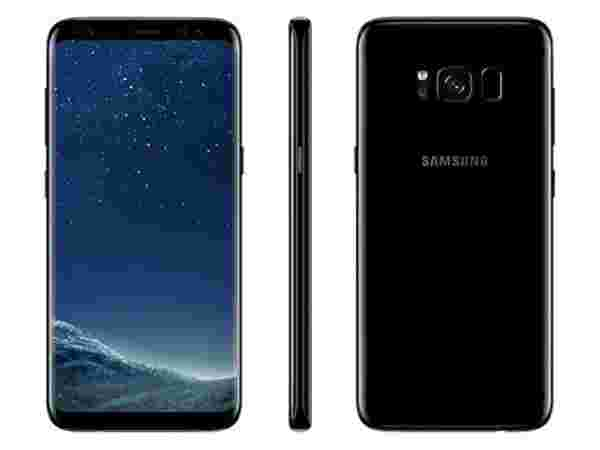 Samsung Galaxy S8 (EMI starts at Rs. 6,434 per month)