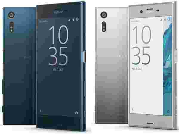 Sony Xperia XZ Premium (19MP rear camera and 13MP front camera)