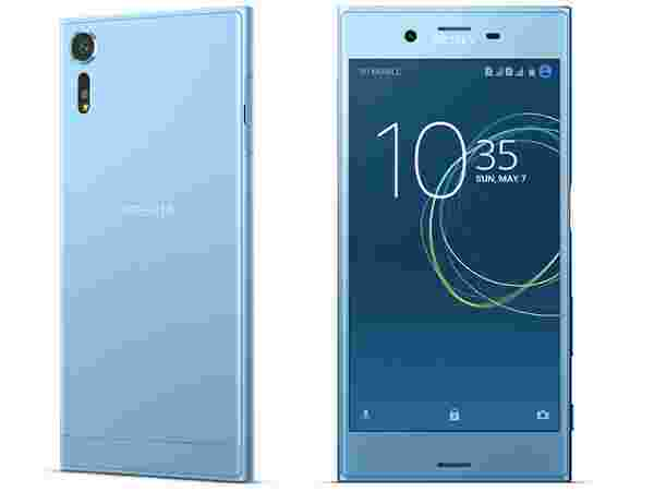 Sony Xperia XZs (19MP rear camera and 13MP front camera)