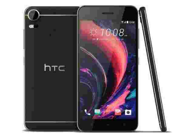 HTC Desire 10 Pro (20MP rear camera and 13MP front camera)