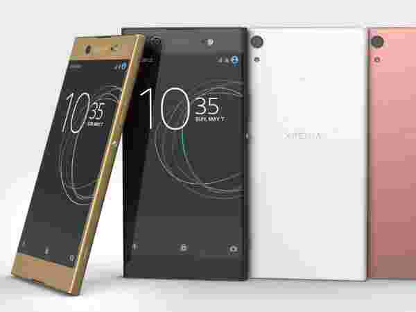 Sony Xperia XA1 (23MP rear camera and 8MP front camera)