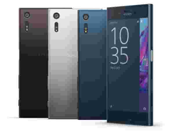 Sony Xperia XZ (19MP rear camera and 13MP Front Camera)