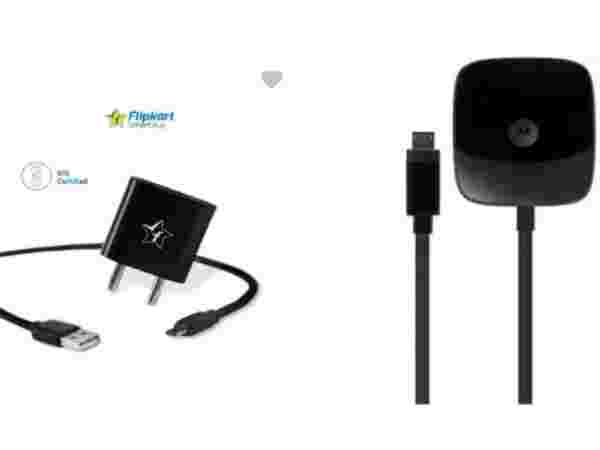 Upto 70% off on Wall Chargers and Charging Cabale