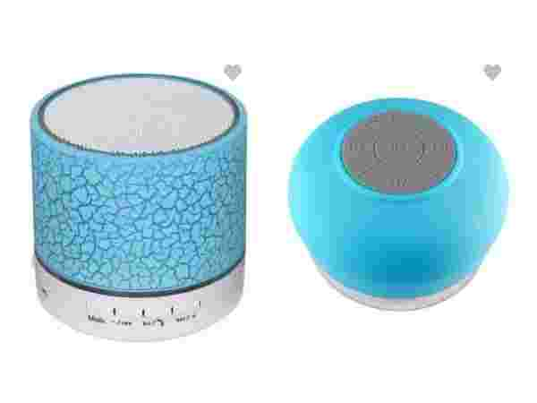 Upto 70% off on Bluetooth Mobile Speakers