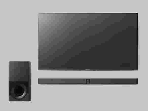 Real 2.1 channel surround sound with 300W power output