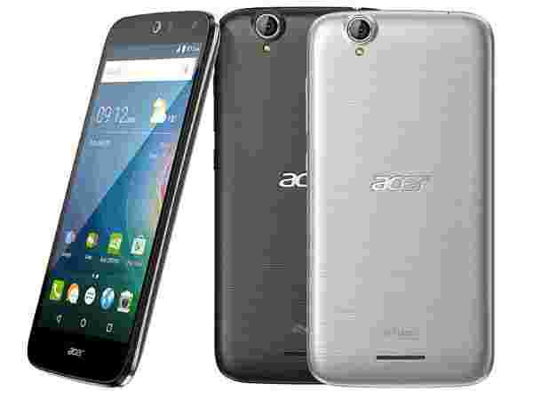 List of Acer Smartphones that will not get the Android O 8.0 update.