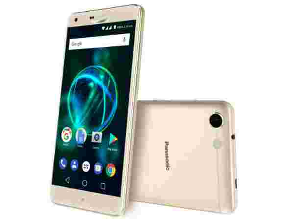 Panasonic P55 Max (Champagne Gold, 16 GB)  (3 GB RAM) Offer: No Cost EMIs from Rs 2,833/month