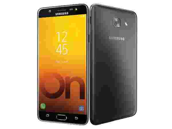 Samsung Galaxy On Max (Gold, 32 GB)  (4 GB RAM) Offer: No Cost EMIs from Rs 1,878/month