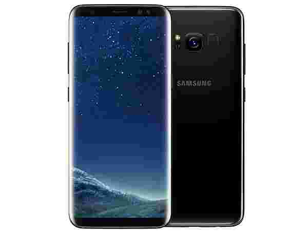 Samsung Galaxy S8 (Maple Gold, 64 GB)  (4 GB RAM) (No Cost EMIs from Rs 4,825/month)