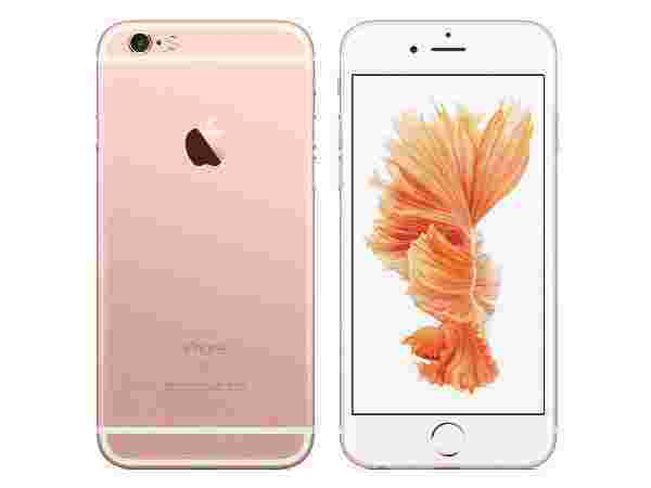 23% off Apple iPhone 6s (Rose Gold, 32 GB)