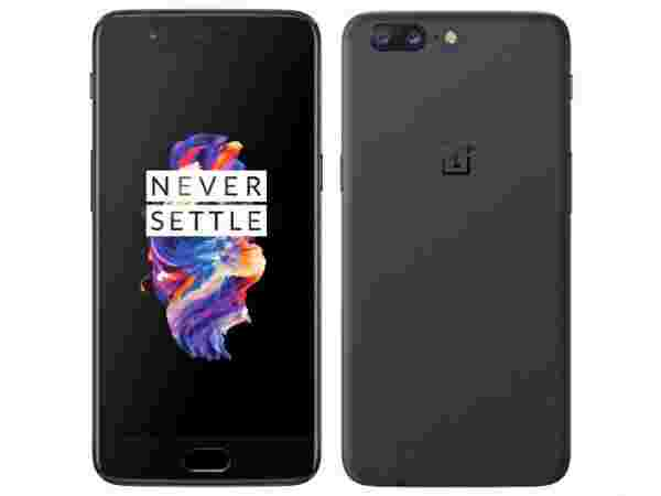 OnePlus 5 128GB Vs Apple iPhone 8