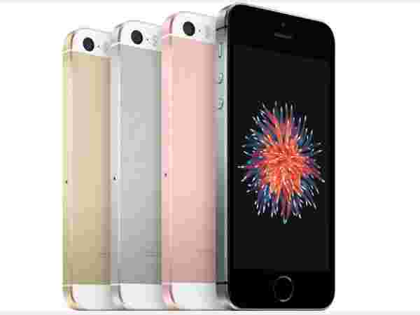 Apple iPhone SE 32GB (EMI starts at Rs 1,141 per month.)