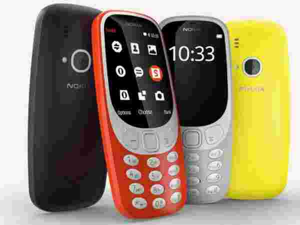 Nokia 3310 2017 (EMI starts at Rs 232 per month)