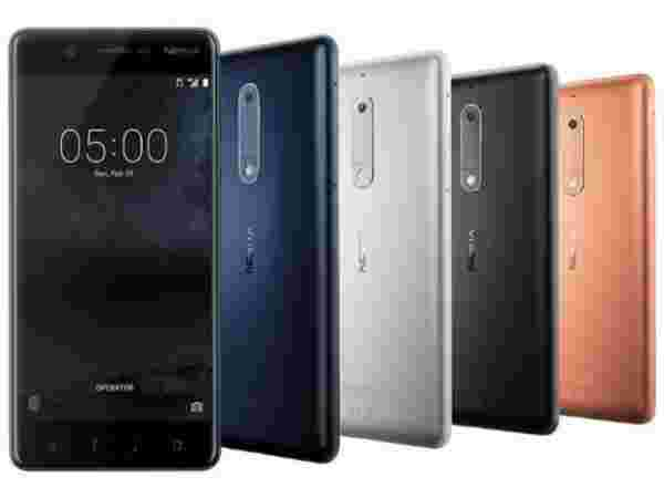 Nokia 5 (EMI starts at Rs 613 per month)