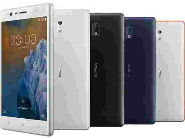 Nokia 3 (EMI starts at Rs 434 per month)