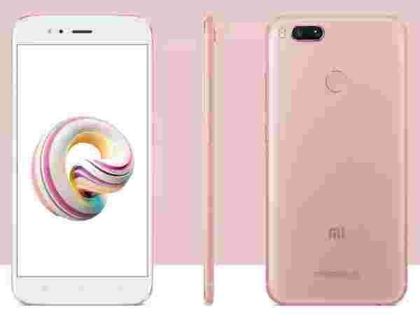 No Cost EMIs from Rs 1,667/month on Xiaomi Mi A1 (Black, 64 GB)  (4 GB RAM)