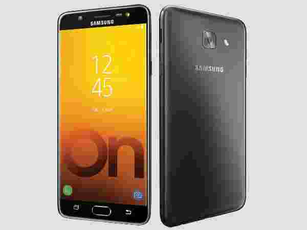 Samsung Galaxy on MAX (MRP: Rs 16900, Offers Price: Rs 15,900 )