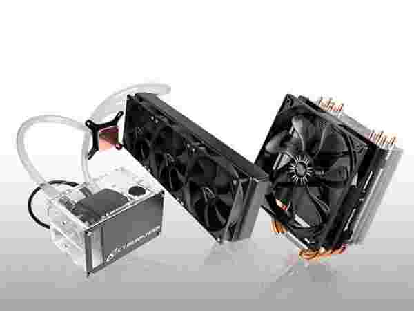 Air cooler and Liquid cooler