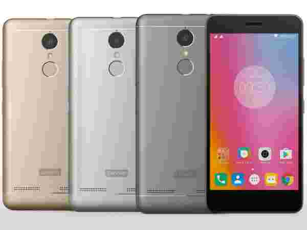 Lenovo K6 Power 4GB RAM