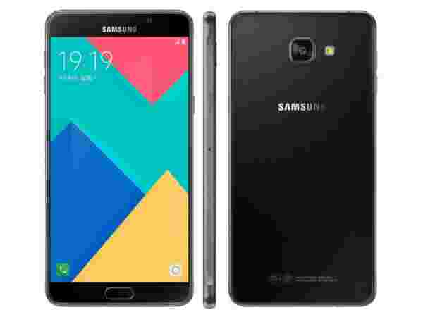 25% off on Samsung Galaxy A9 Pro (Gold)