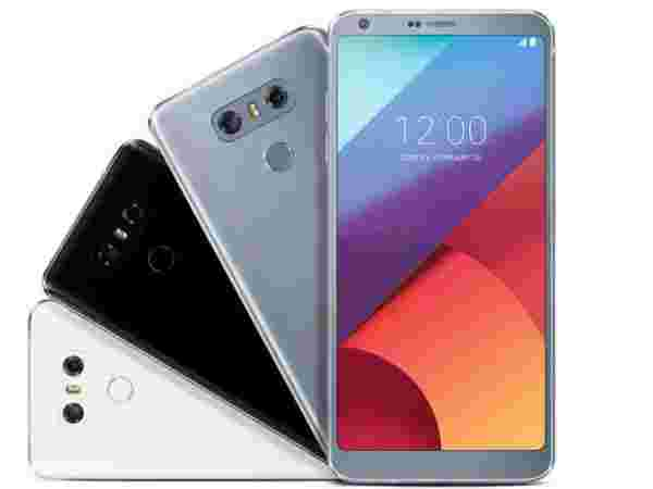 38% off on LG G6 (Ice Platinum, FullVision)