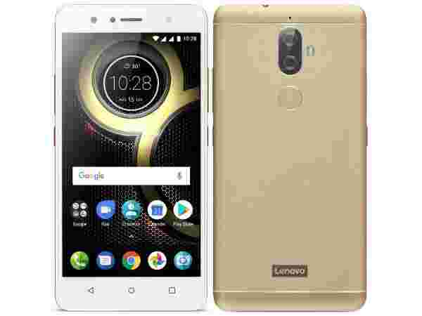 18% off on Lenovo K8 Plus (Fine Gold, 32 GB)  (3 GB RAM)