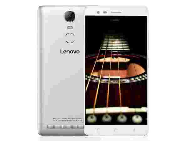 20% off on Lenovo Vibe K5 Note (Silver, 32 GB)  (4 GB RAM)
