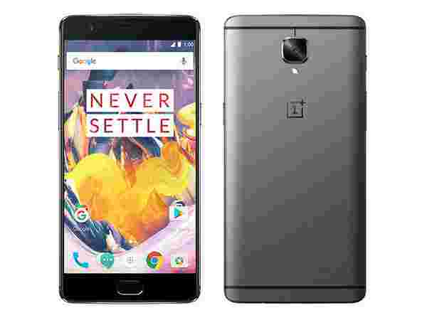 OnePlus 3T Launched at Price of Rs 29,999