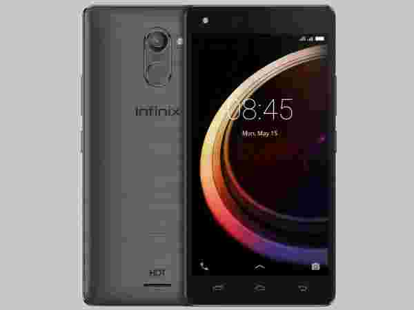 Infinix Note 4 (Get upto Rs 8,500 off on exchange)