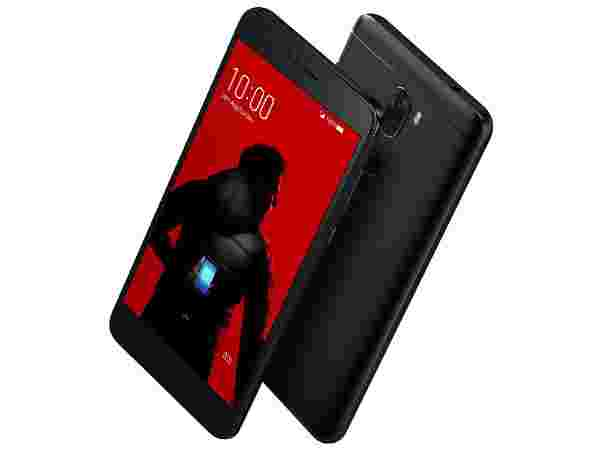 Coolpad Cool Play 6 Sheen Black