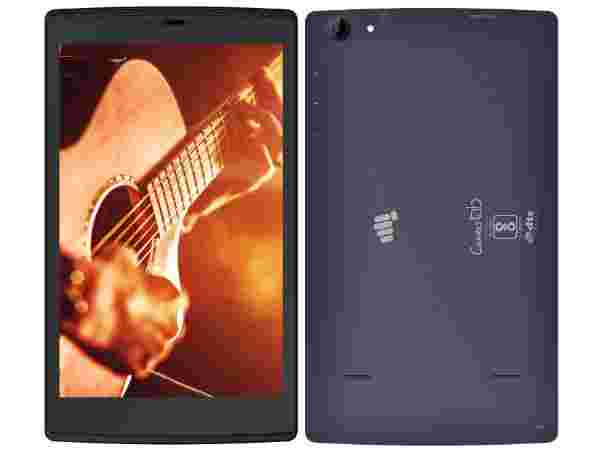 23% off Micromax Canvas Tab P681 Tablet , Blue
