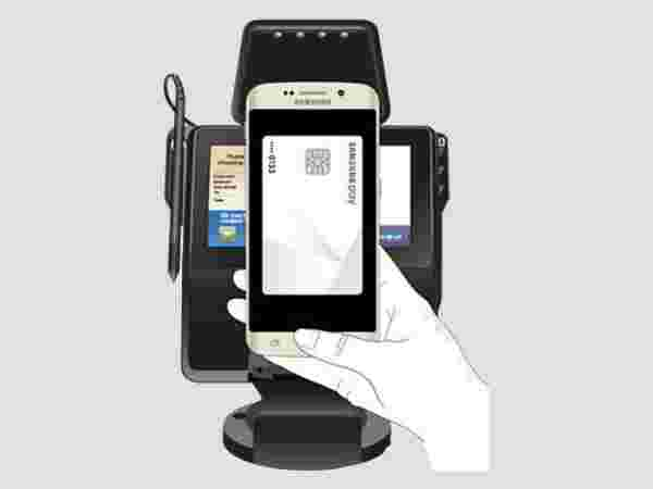 Making a payment using the mobile device?