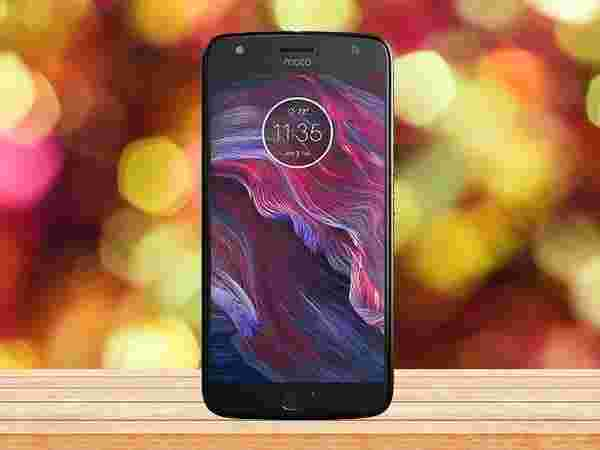 Motorola Moto X4 ( EMIs from Rs 1,116/month)