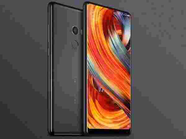Xiaomi Mi Mix 2 128GB (EMIs from Rs 1,231/month)