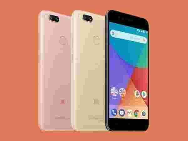 Xiaomi Mi A1 (No Cost EMIs starts from Rs 1,667/month)