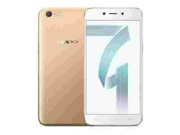 Oppo A71 (No Cost EMIs starts from Rs 1,083/month)