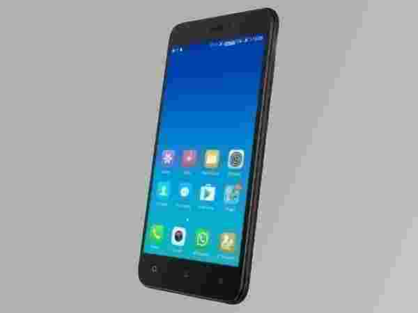 Gionee X1 (EMIs from Rs 451/month)