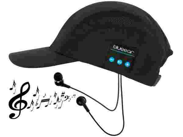 Jaiden Bluetooth Hat  (Black)