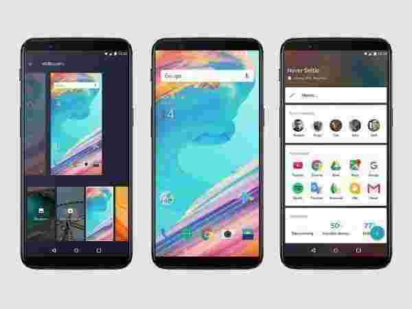 OnePlus 5T: Computing Hardware and Software